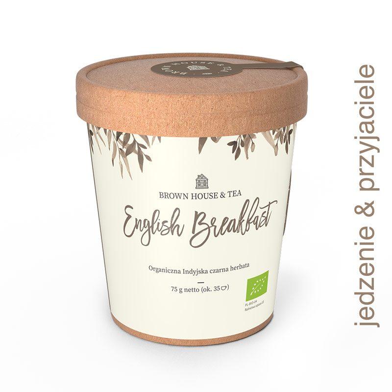 organiczna herbata Home ENGLISHB