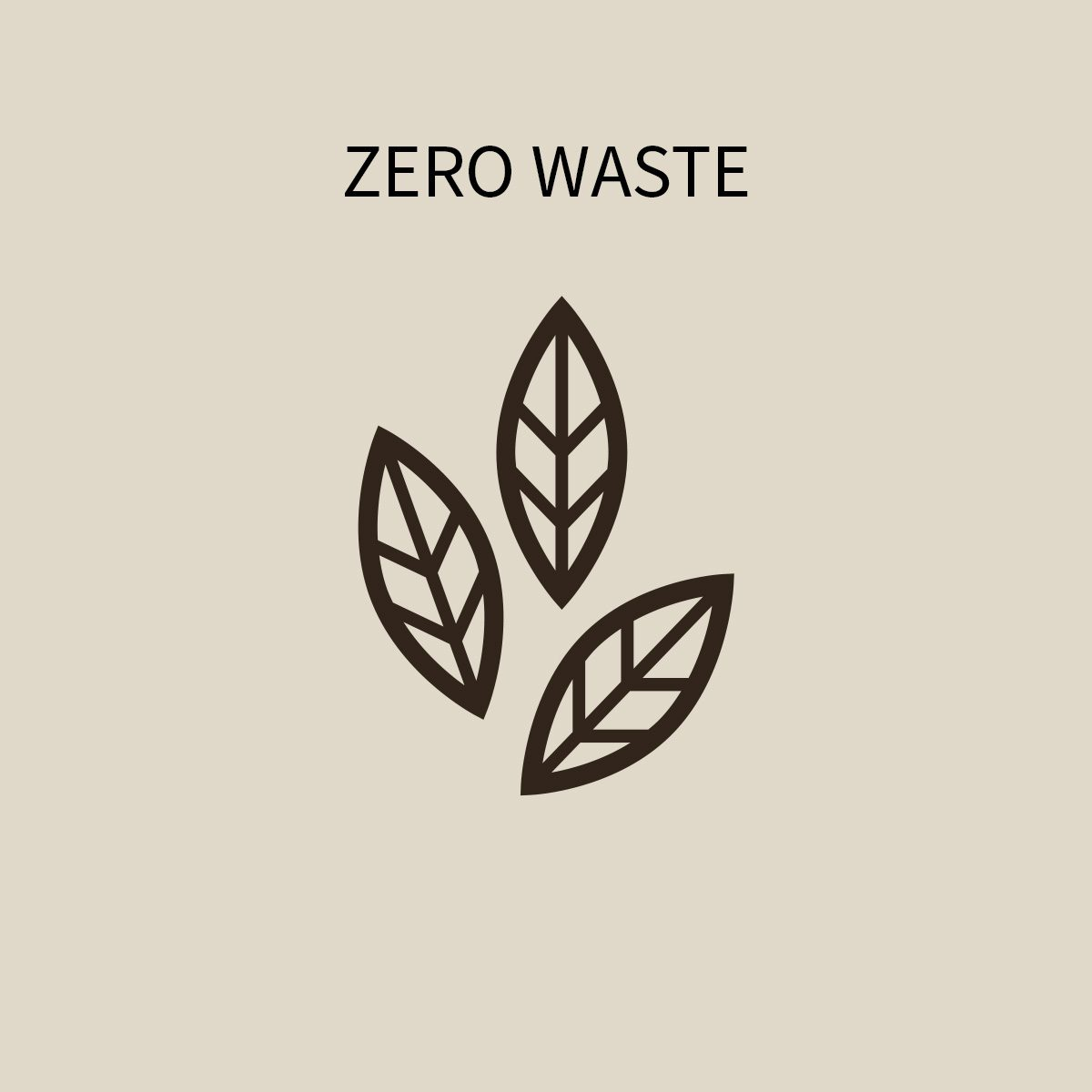 Herbata zero waste – co to takiego? brown house and tea zero waste herbata