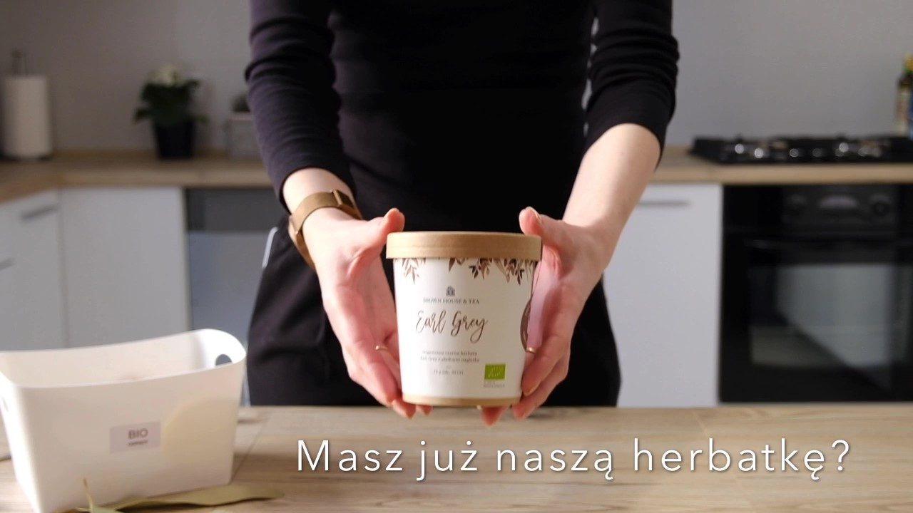 Jak przechowywać naszą herbatę 720p Moment organiczna herbata Home 720p Moment