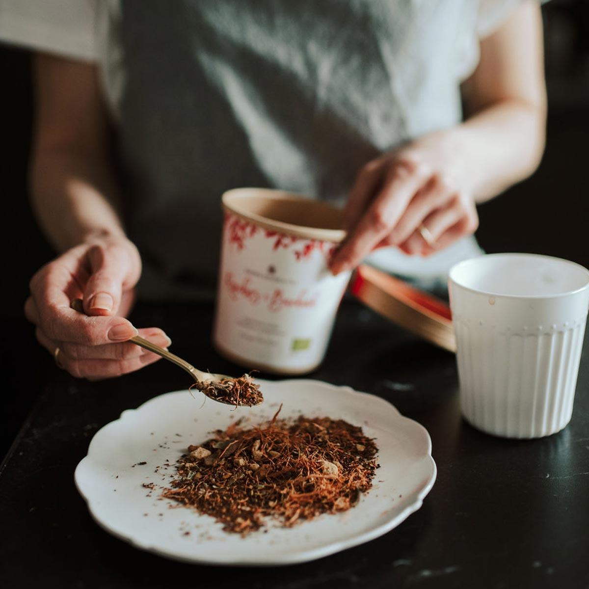 Jak przechowywać naszą herbatę keep