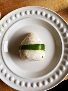 Onigiri po polsku – czyli co doskonale łączy się z zieloną herbatą Kame IMG 6194 225x300
