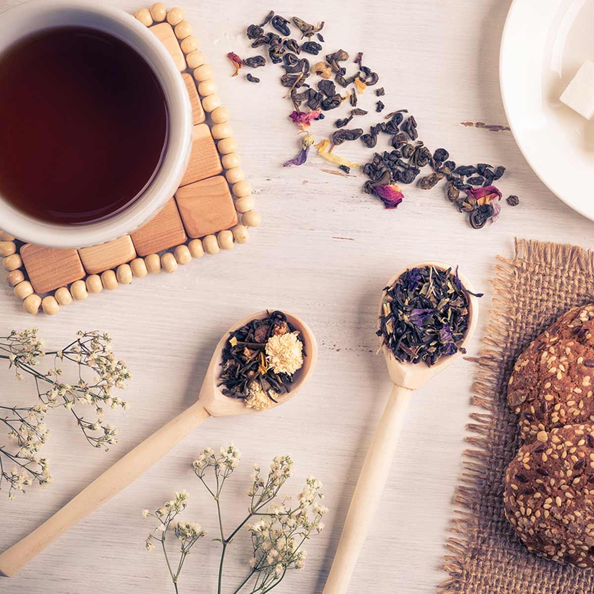 Tea & Food pairing – idzie nowe brown house and tea herbata foodpairing